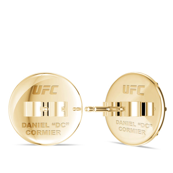 Daniel Cormier Stud Earring In 14K Yellow Gold