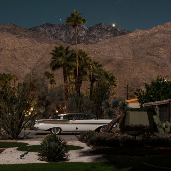 Palm springs as youv'e never seen it from a local Melbourne photographer ....