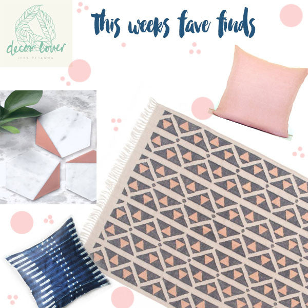 April Fave finds of the week.