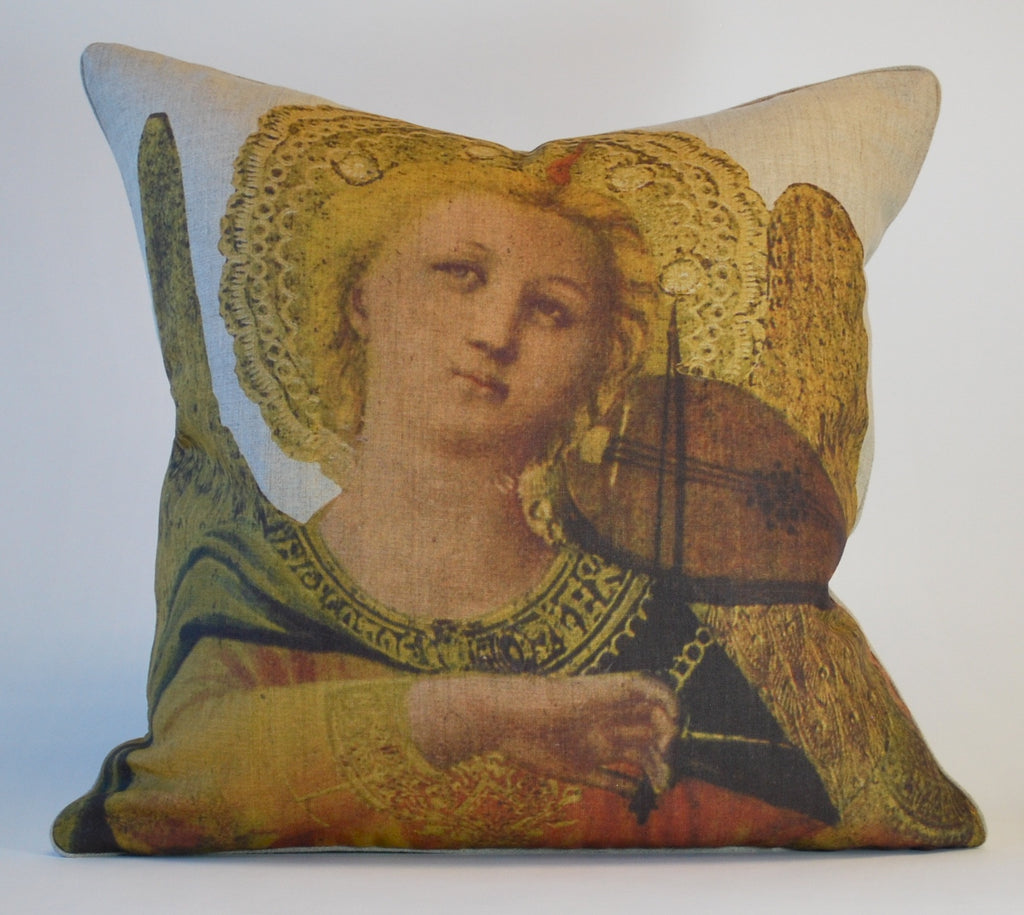 Christmas Angel 1 Pillow P1077