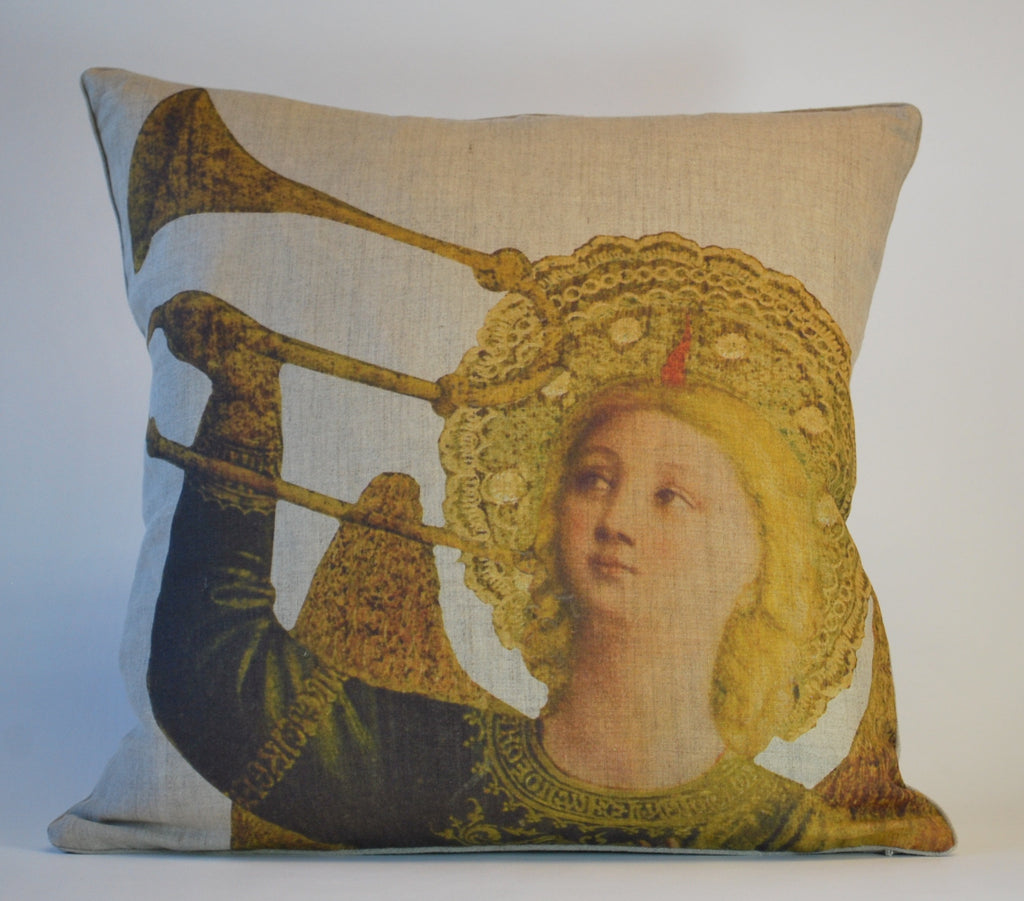 Christmas Angel 2 Pillow P1076