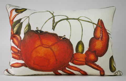 Crab Pillow P1142