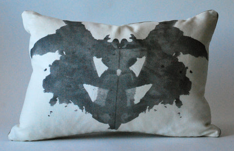 Rorschach Inblot Pillow 1 P1093