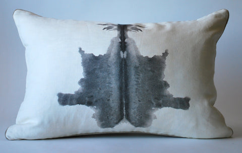 Rorschach Inblot Pillow 6 P1098