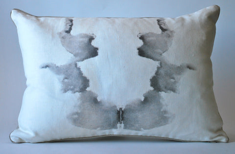 Rorshach Inkblot Pillow 7 P1099