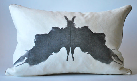 Rorschach Inblot Pillow 5 P1097