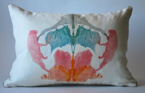Rorschach Inblot Pillow 8 P1100