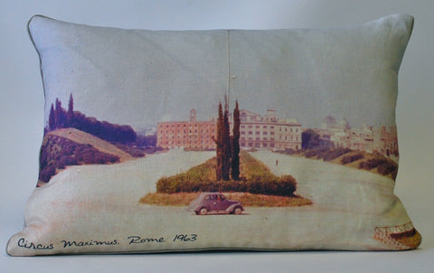 Circus Maximus Pillow P1117