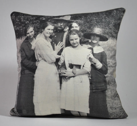 Ed's Girls Pillow P1150