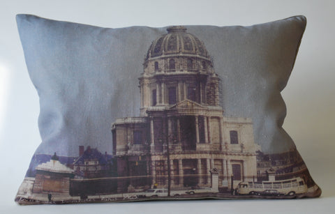 Dome Des Invalides, Paris Pillow P1081