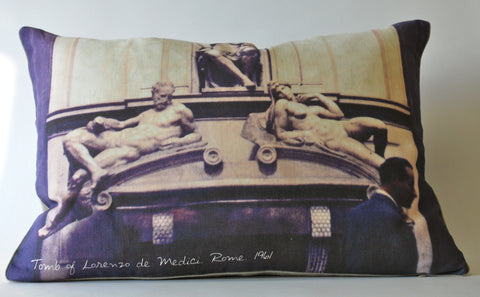 Medici Tomb, Italy Pillow P1086