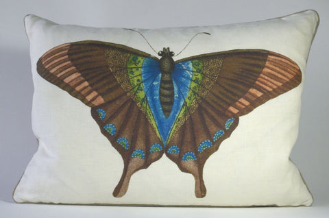 Butterfly One Pillow P1162