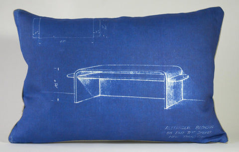 Alexander's Table Pillow P1173