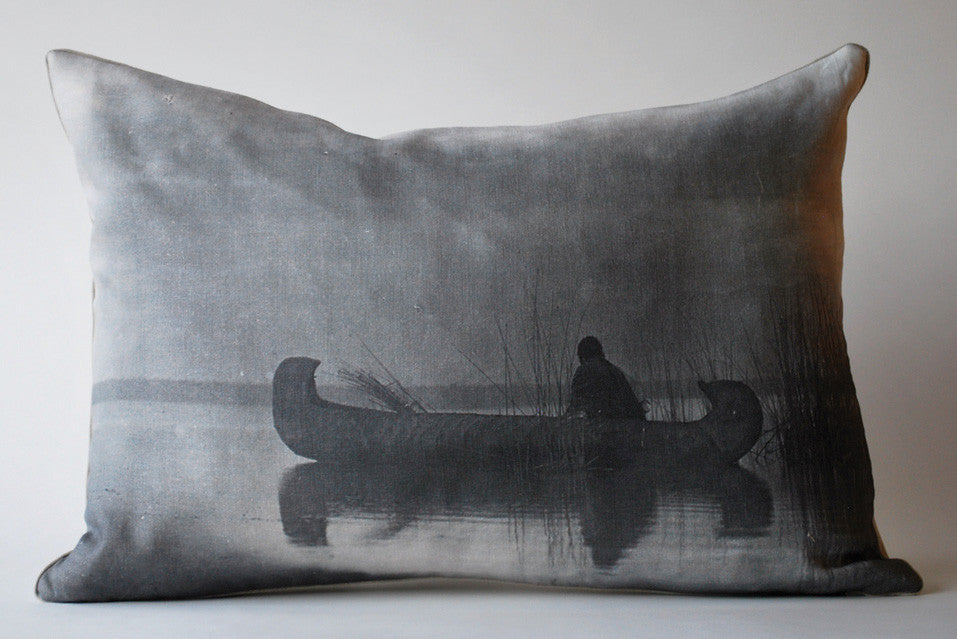 Canoe Pillow, Large P1045