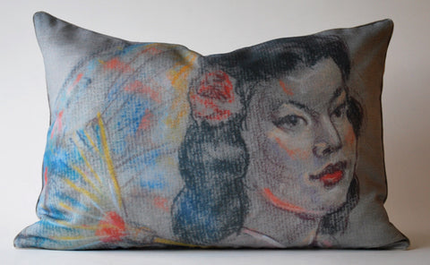 Toshiko Pillow P1061