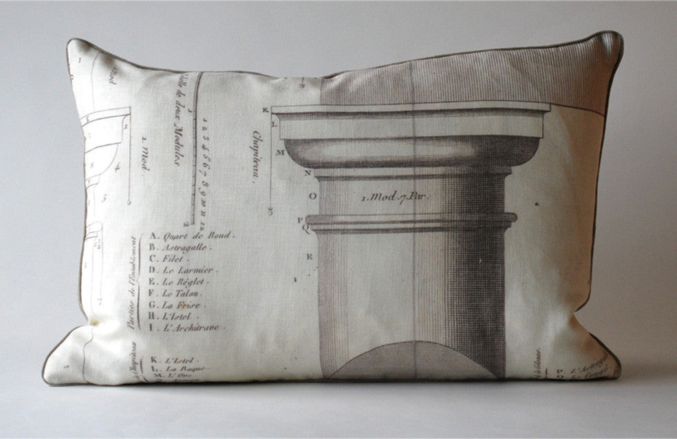 Arch 2 Pillow P1064