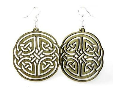 Irish Design Earrings