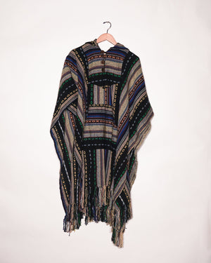 Long oR Poncho
