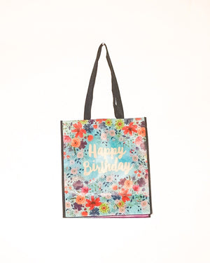 Large Recycled Shopping Bag