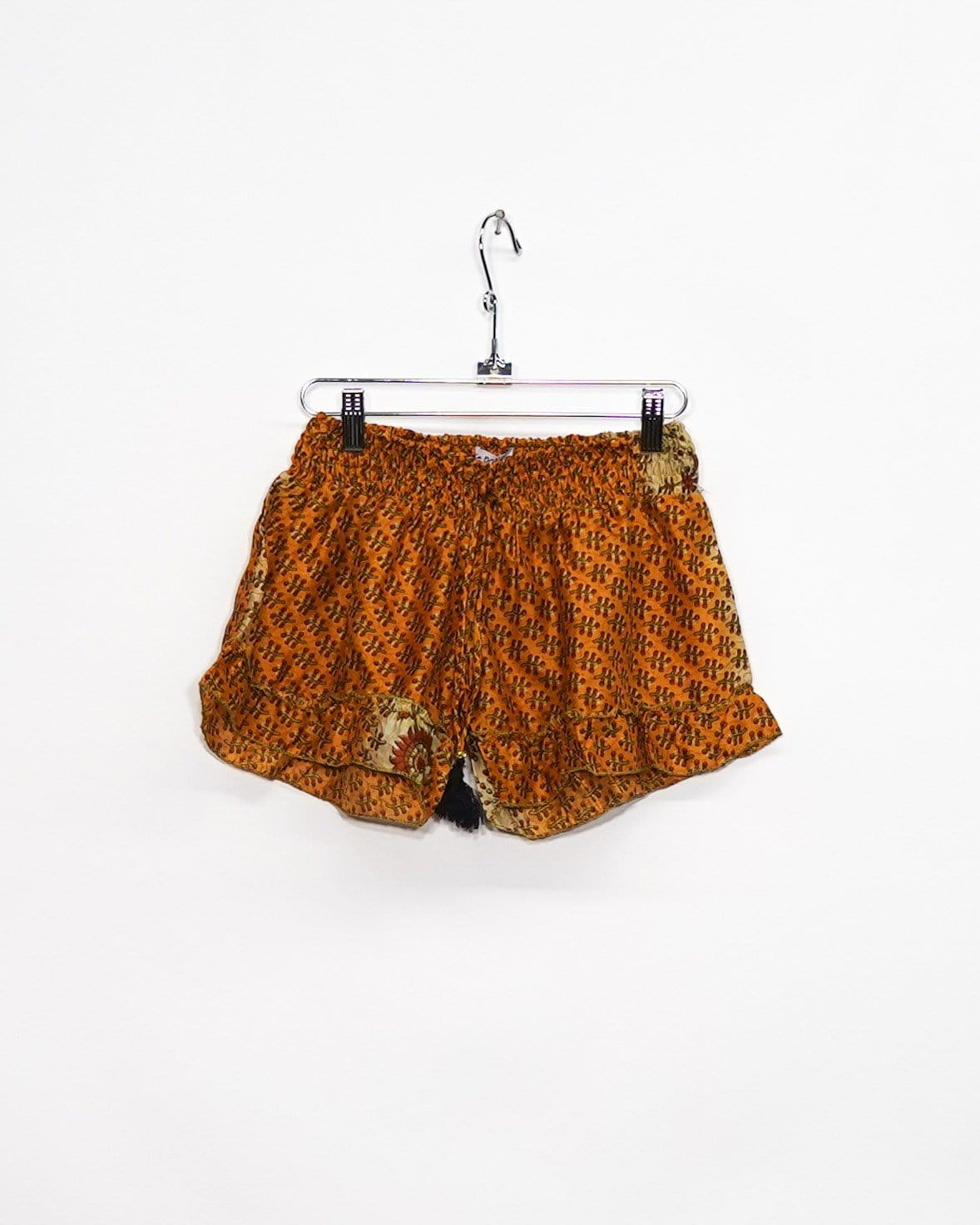 Cat Tail Silk Shorts
