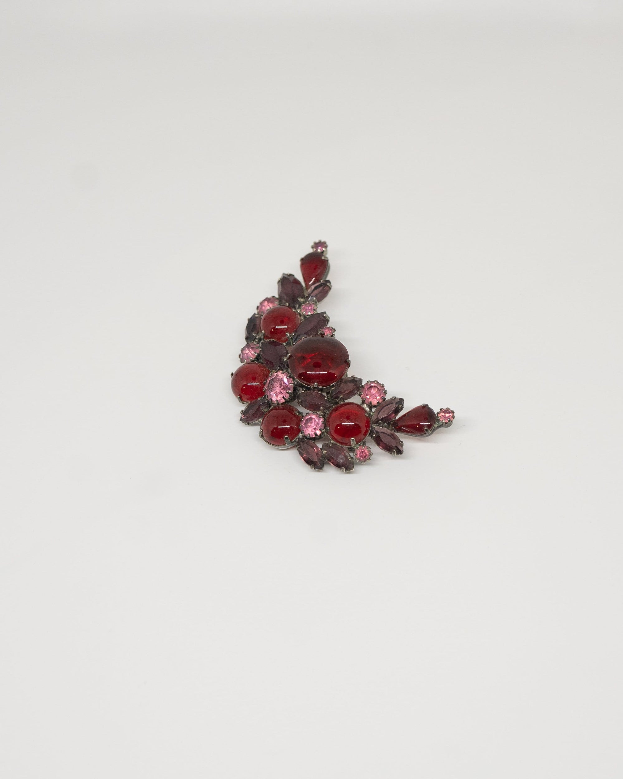 Red Moon Vintage Broach