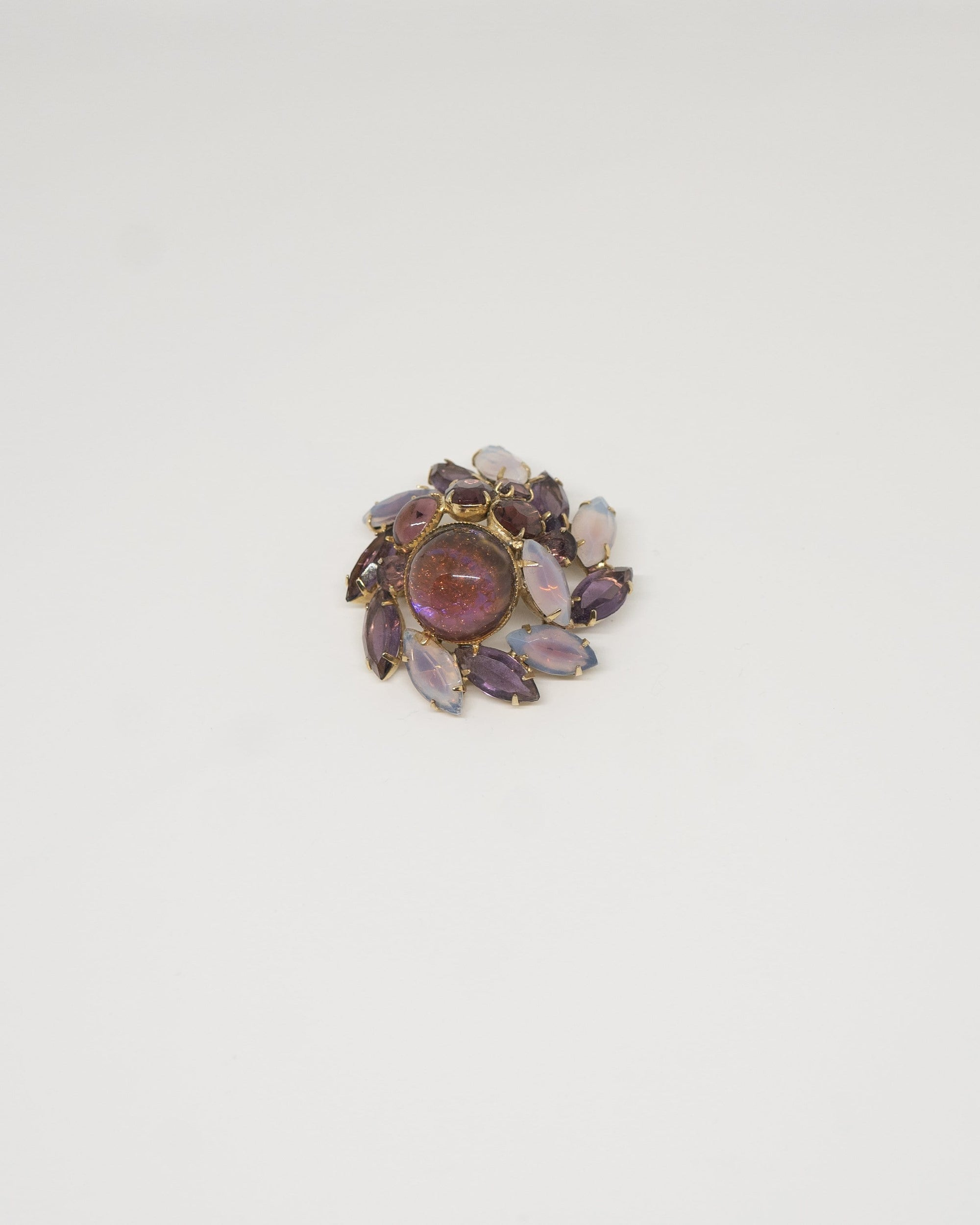 Swirly Vintage Broach