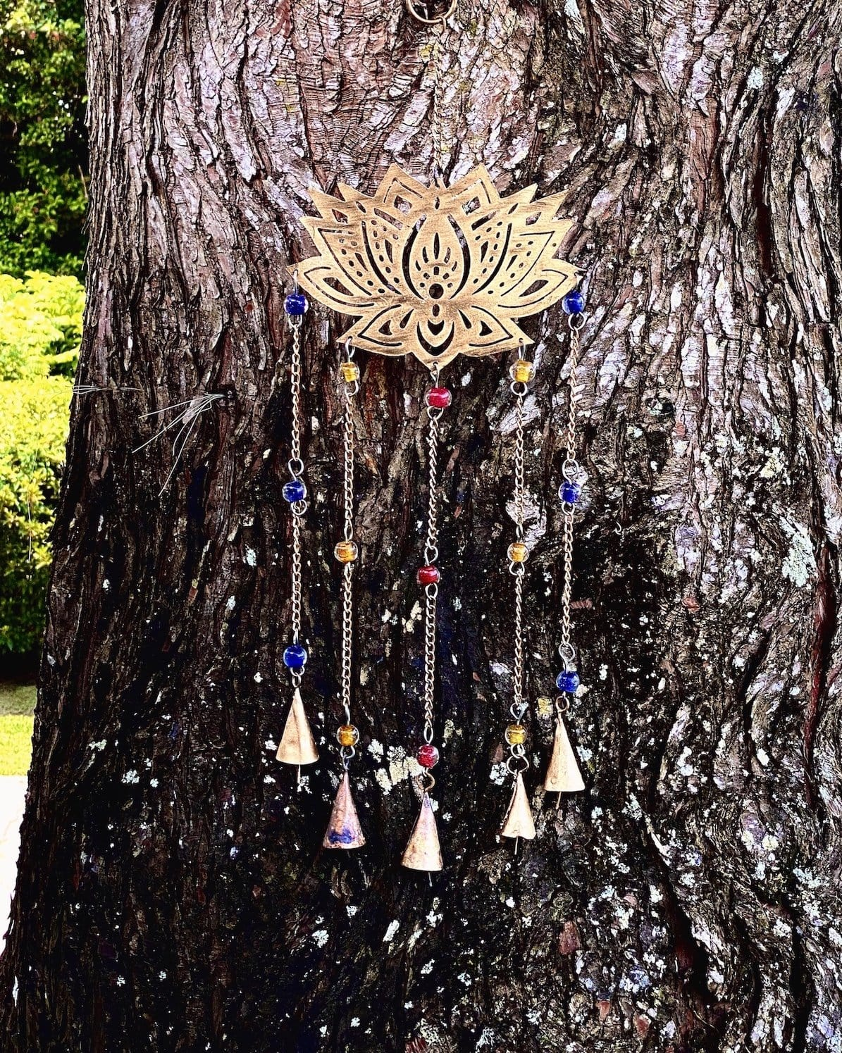 Lotus Wind Chimes
