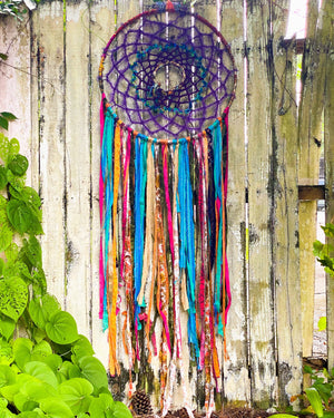 Threaded Dreamcatcher