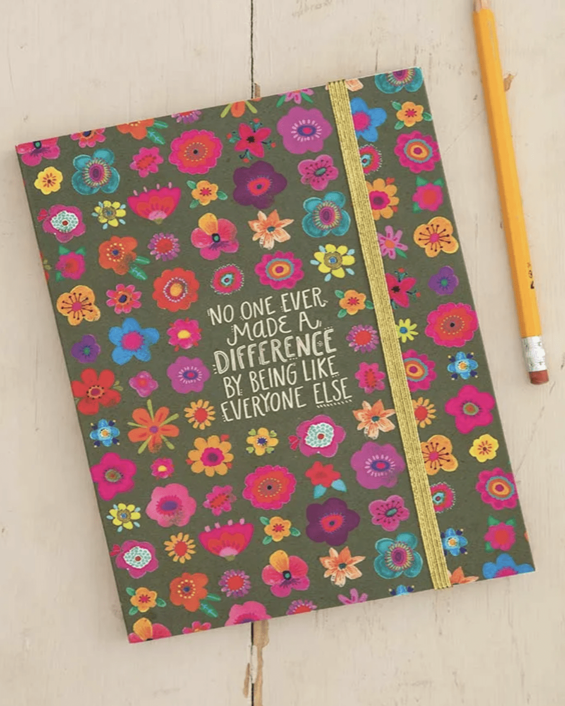 Make a Difference Journal