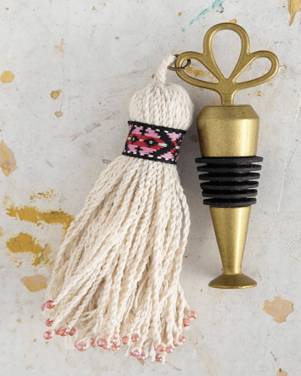 Tassel Wine Stoppers