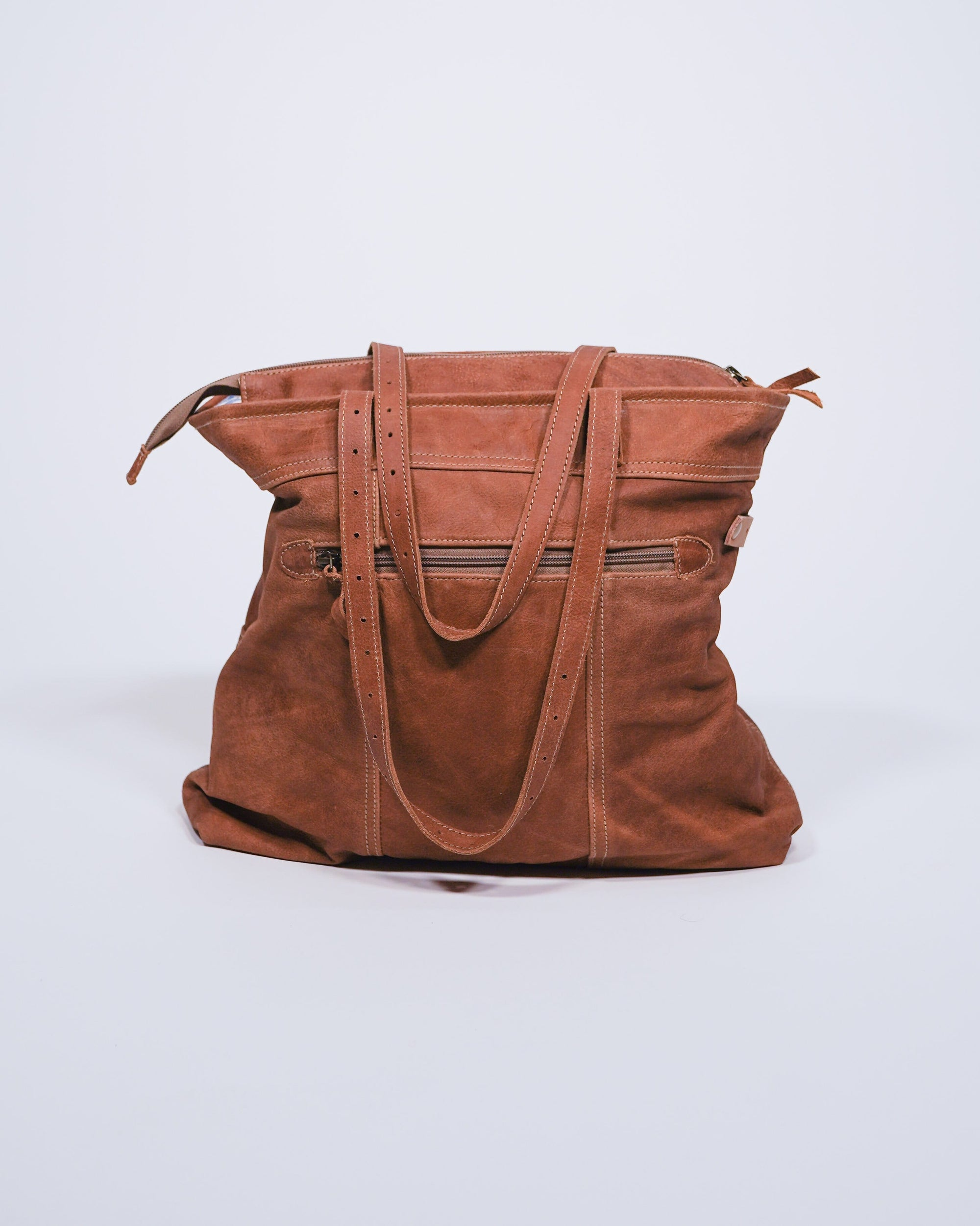 Marcello Leather Tote