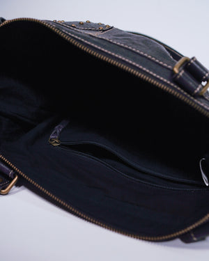 Leather Drifter Bag