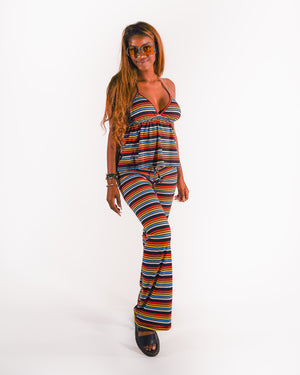 Fiesta Stripes Two Piece