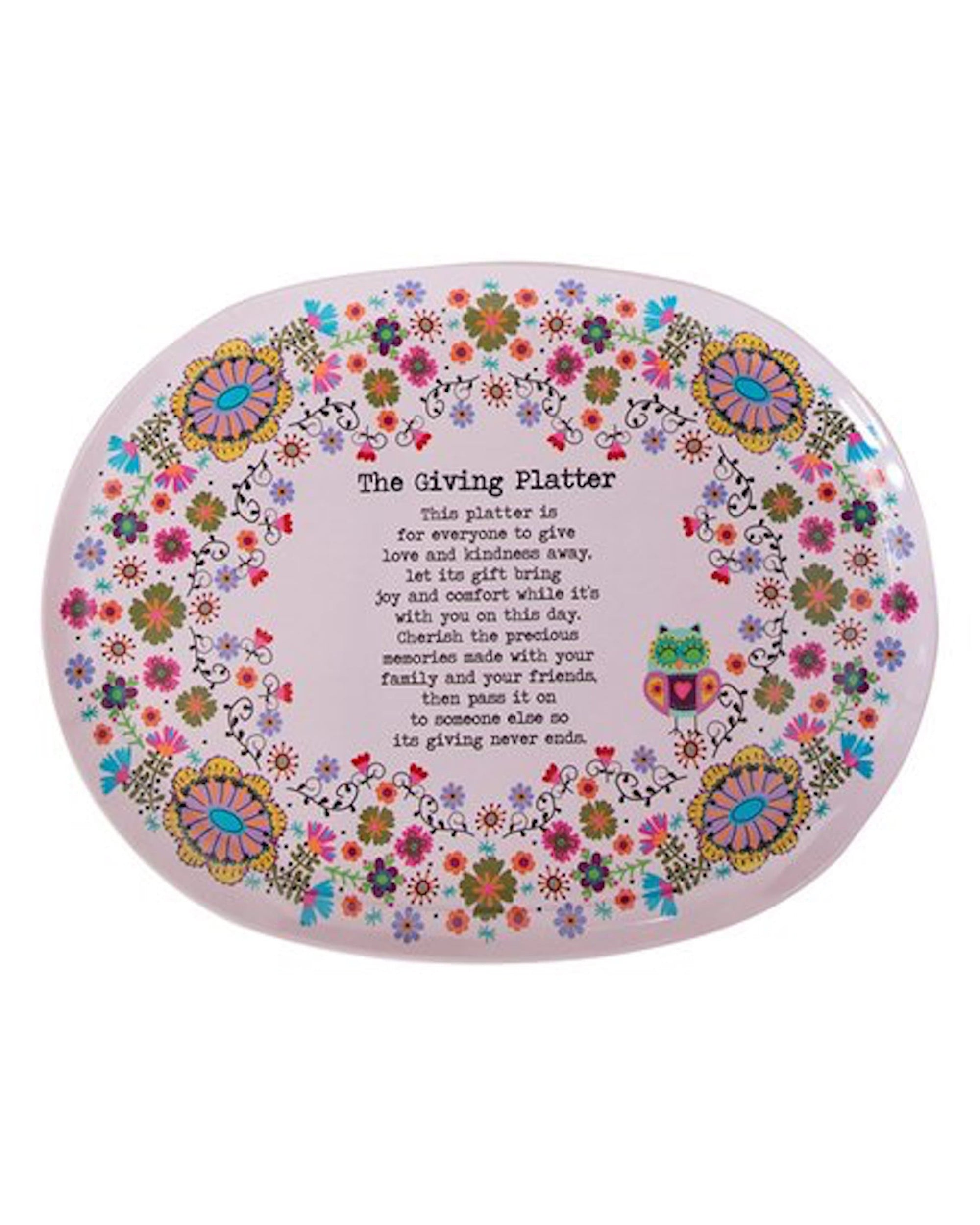 The Giving Platter