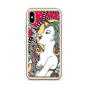 Maria iPhone Case