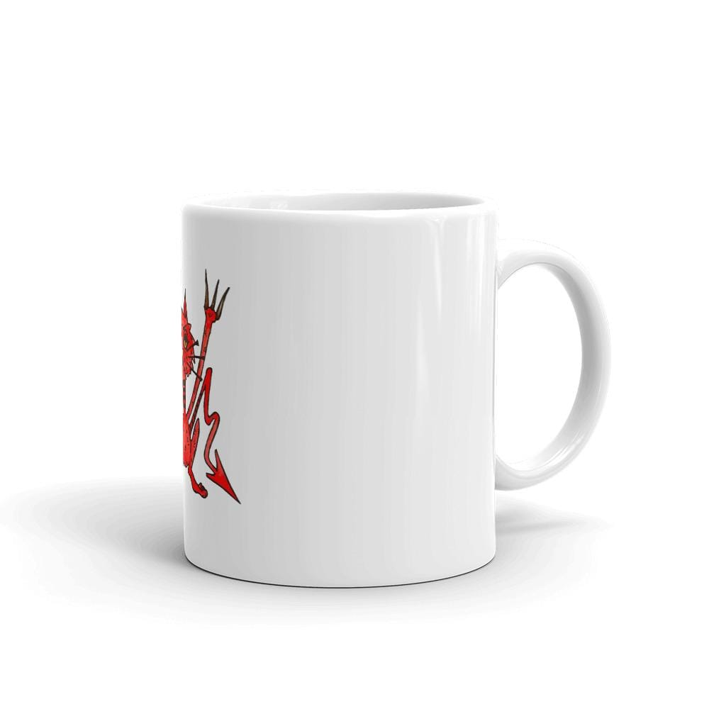 Bad Kitty Mug