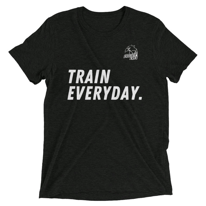 Train everyday