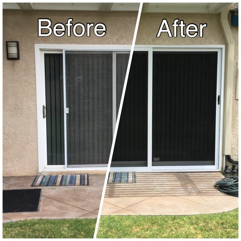 Screen Replacement Material Service Solar Screen