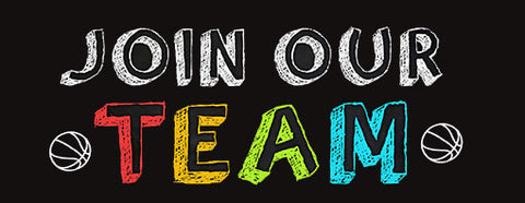Join our team Banner