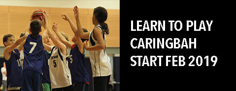 Sutherland Shire Learn to play basketball