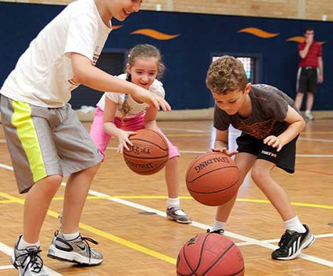 Bourke Street Public School Basketball Sessions