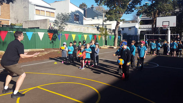 Waverley Public School - Basketball Sessions