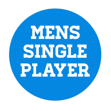 Men's Single Player Fees & Rego