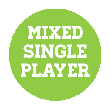 Mixed Single Player Fees & Rego