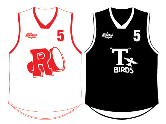 Rydell Rebels & T-Birds Rego