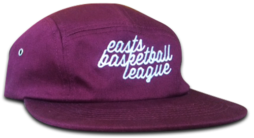 EBL Five Panel Cap