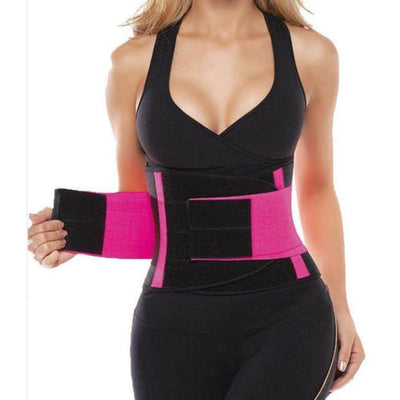 Women Trimmer Fitness Sweat Belt