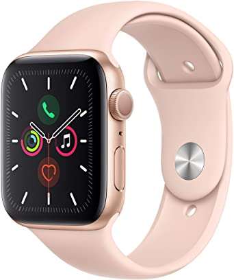 Apple Watch 5 44mm Dorado