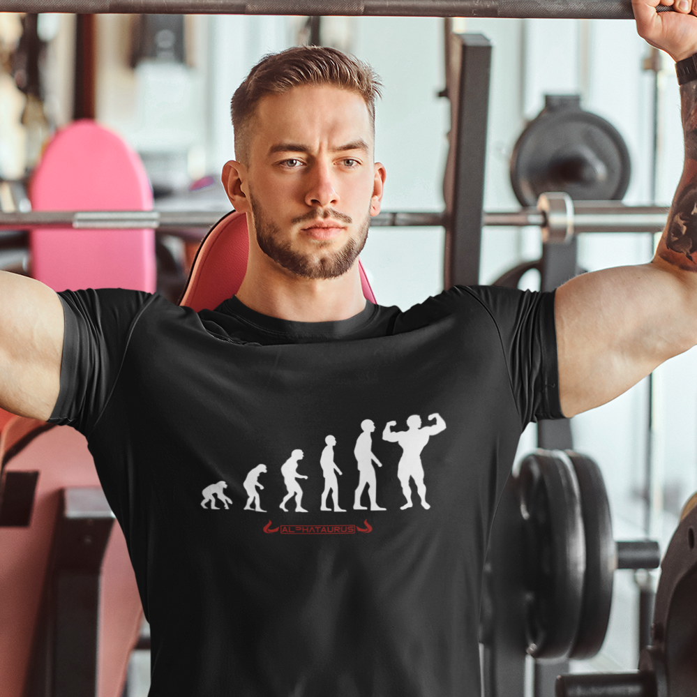 Bodybuilding Evolution - Shirt