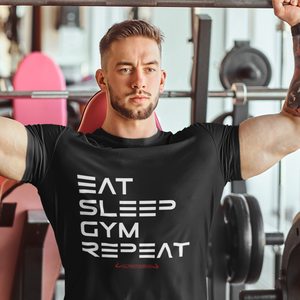 Eat, Sleep, Gym, Repeat - Shirt